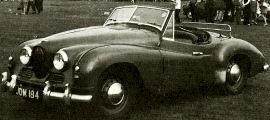 1952 Jowett Jupiter