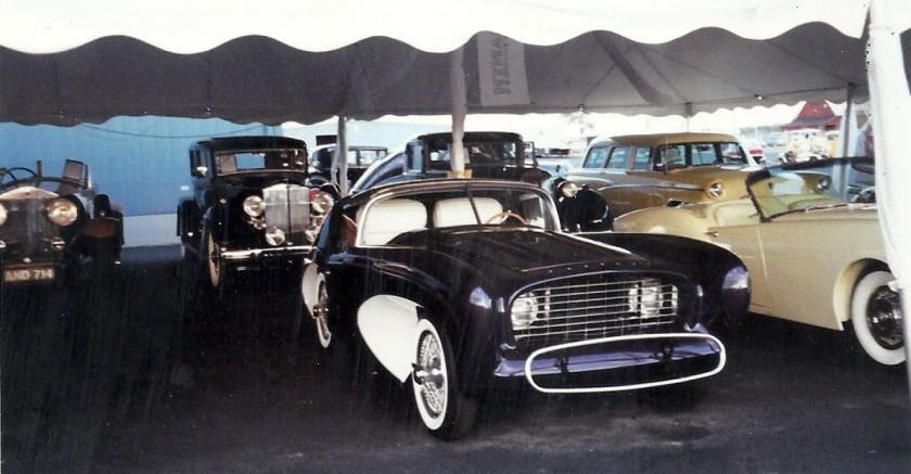 1952 Nash Healey