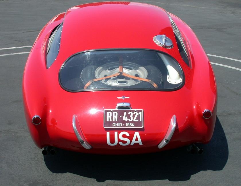 1953 Bosley GT Mk1
