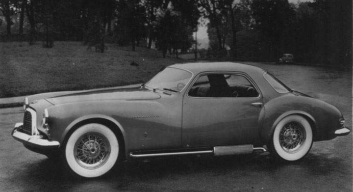 1953 DeSoto Adventurer