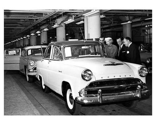 1953 Hudson