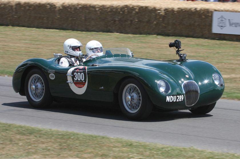 1953 JaguarC-Type