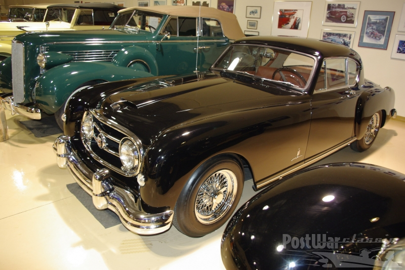 1953 Nash Healey Coupe