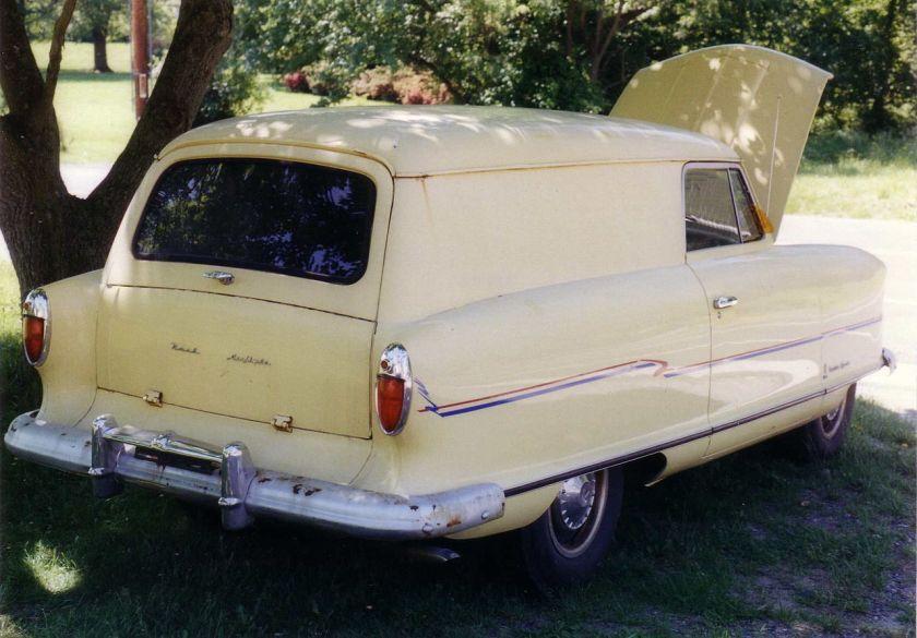 1953 Nash Rambler Deliveryman