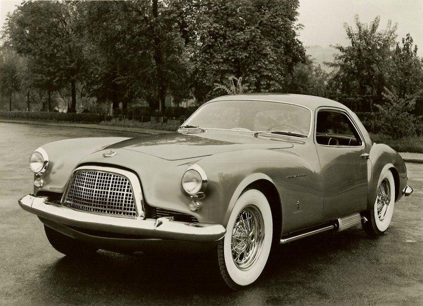 1954 DE SOTO Adventurer 1