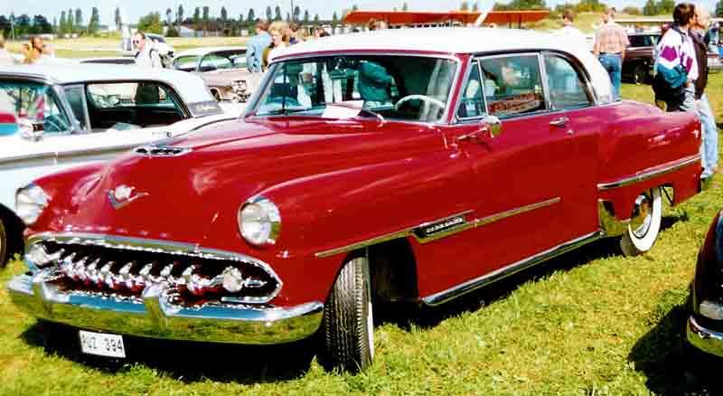 1954 De Soto Firedome