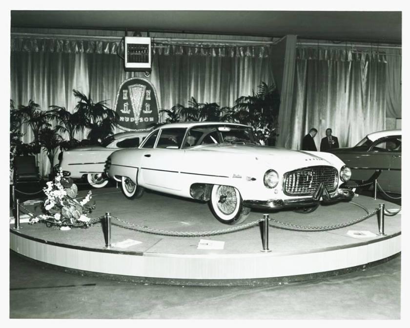 1954 Hudson Italia a