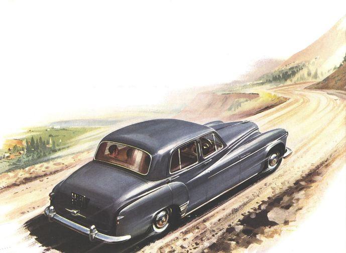 1954 Humber Super Snipe