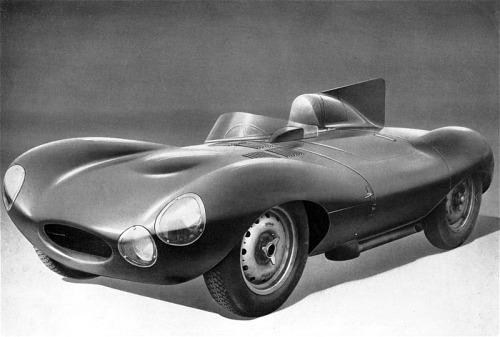 1954 jaguar d 3 l