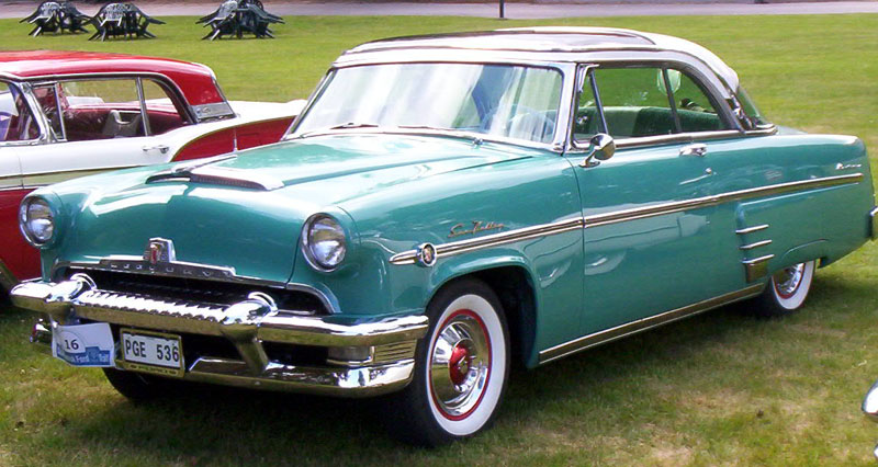 1954 Mercury Monterey Sun Valley Hardtop Coupe