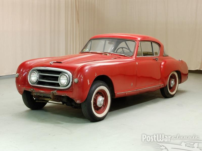1954 Nash Healey Lemans Coupe