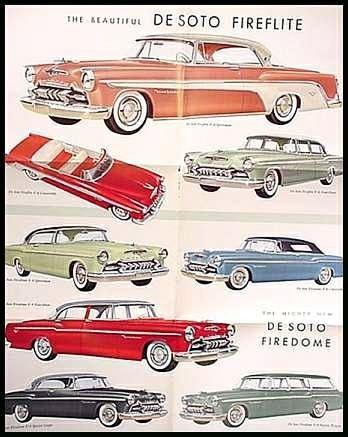 1955 de soto range