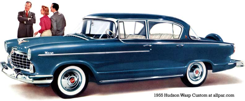 1955 Hudson Wasp