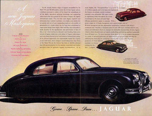 1955 jaguar mk1