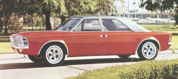 1956 AMC cavalier