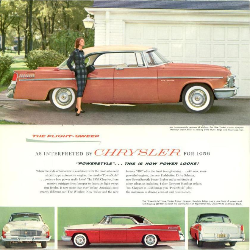 1956 Chrysler-DeSoto Windsor