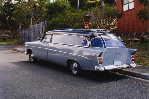 1956 De Soto Australia