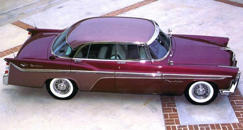 1956 DeSoto Fireflite Sportsman 4-Door Hardtop