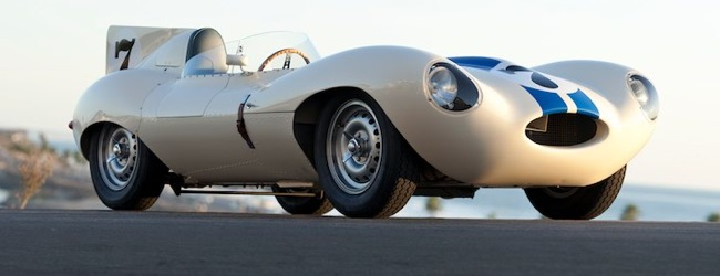 1956 Jaguar D-Type XKD528