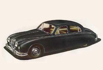 1956 jaguar mk124