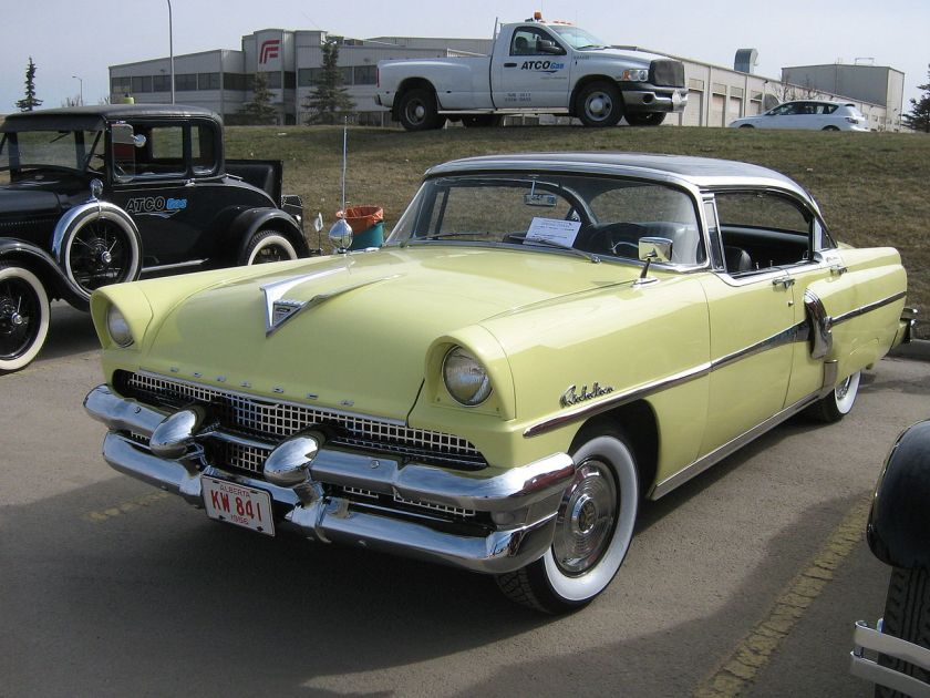 1956 Mercury Monarch Richelieu