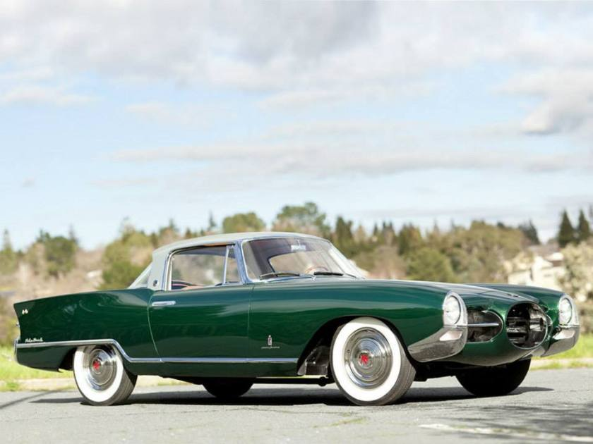 1956 Nash Rambler  Palm Beach Concept