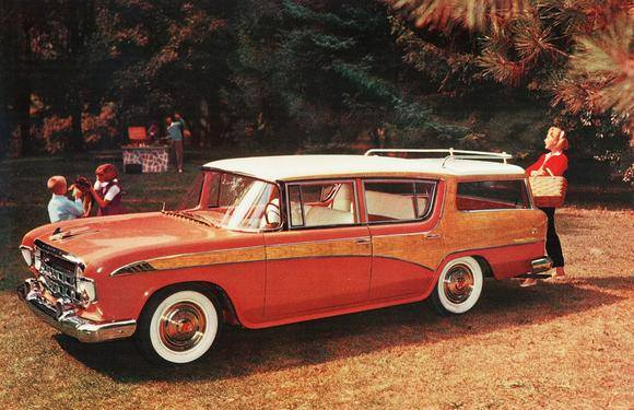 1956 Rambler Cross Country Wagon