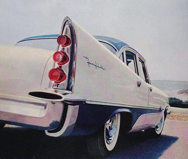 1957 DeSoto Fireflite a