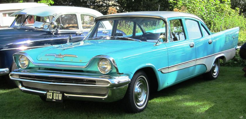 1957 DeSoto Firesweep 4 Door Sedan 5900cc