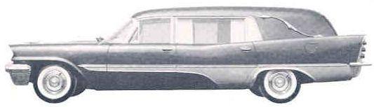 1957 desoto hearse