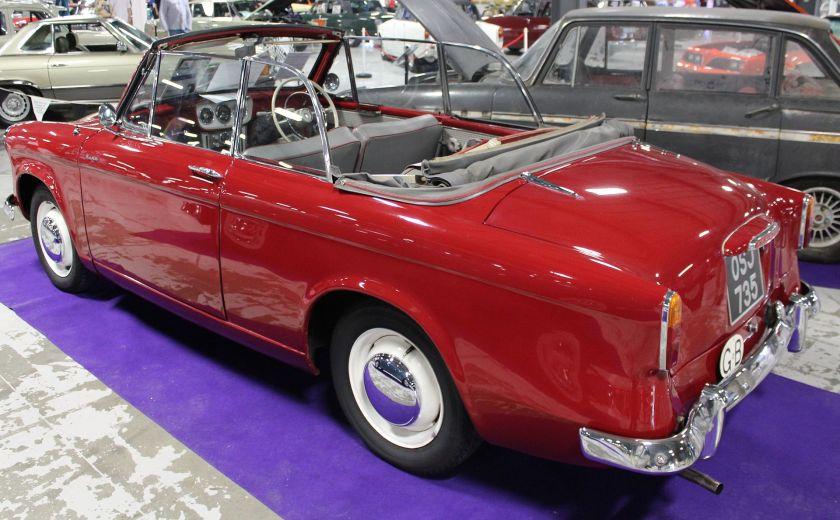 1957 Hillman Minx serie I Convertible