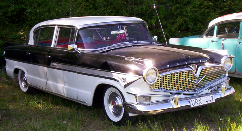 1957 Hornet Series 80 4-Door Sedan