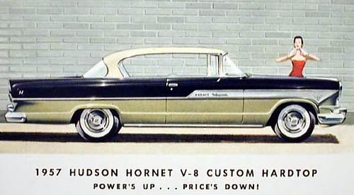 1957 hudson hornet custom ht