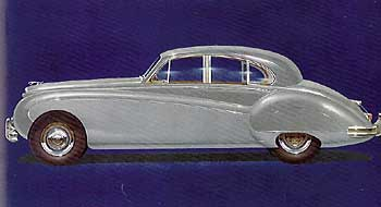 1957 Jaguar Mark VIII (2)