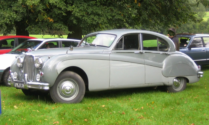 1957 Jaguar Mark VIII