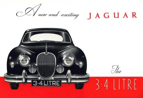 1957 jaguar mk1p 1 l55