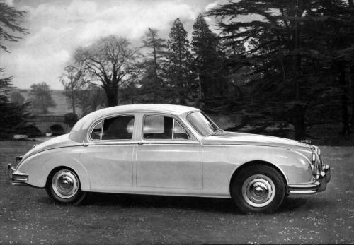 1957 jaguar mk1p 4 l55