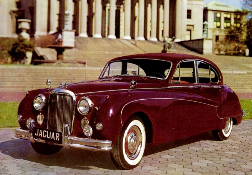 1957 jaguar mk9 finest 3 l