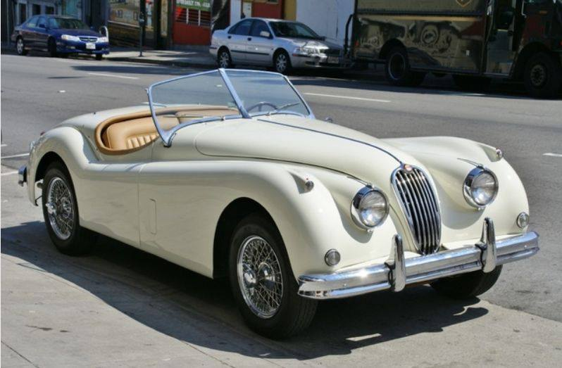 1957 Jaguar XK 140 Roadster