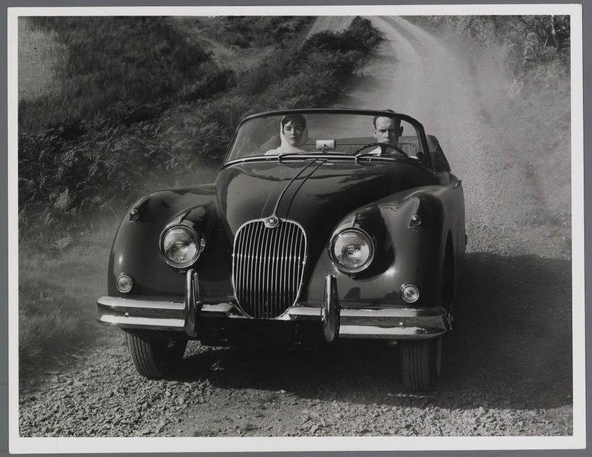 1957 Jaguar XK 150 Cabriolet