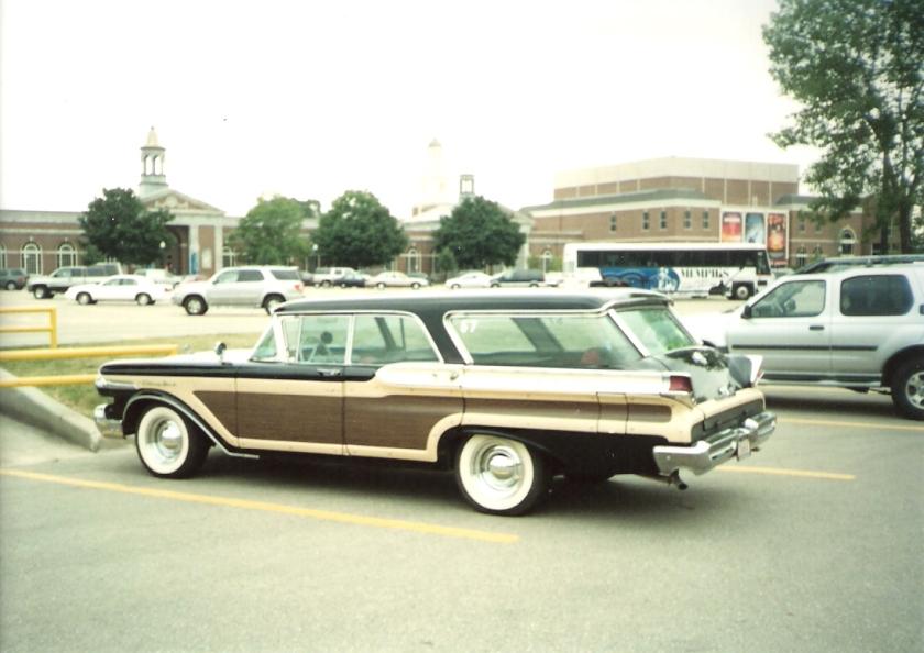 1957 Mercury Colony Park