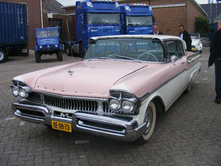 1957 Mercury Turnpike Cruiser NL