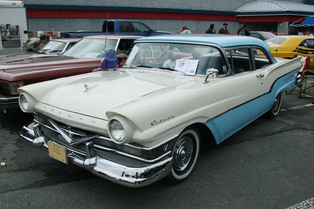 1957 Meteor Canada