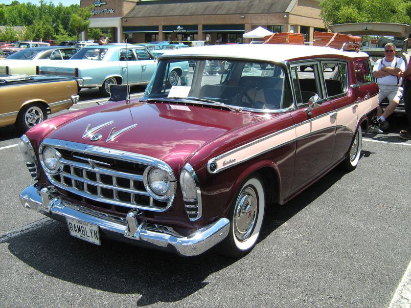 1957 Rambler Cross-Country Custom