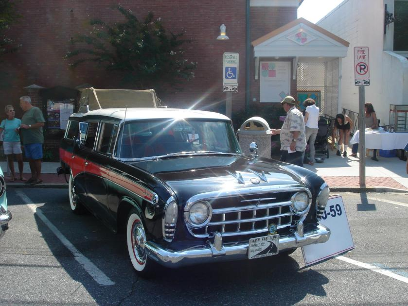 1957 Rambler Custom Cross County