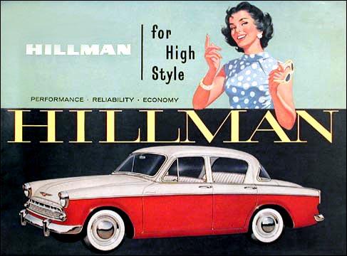 1958-59 hillman minx