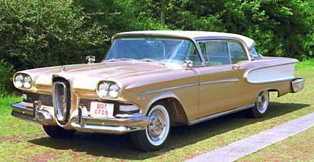 1958 Corsair Daten
