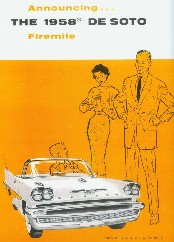1958 DeSoto Firemite