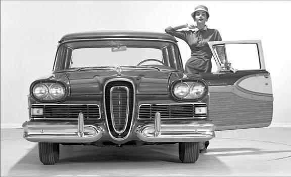 1958 edsel ad