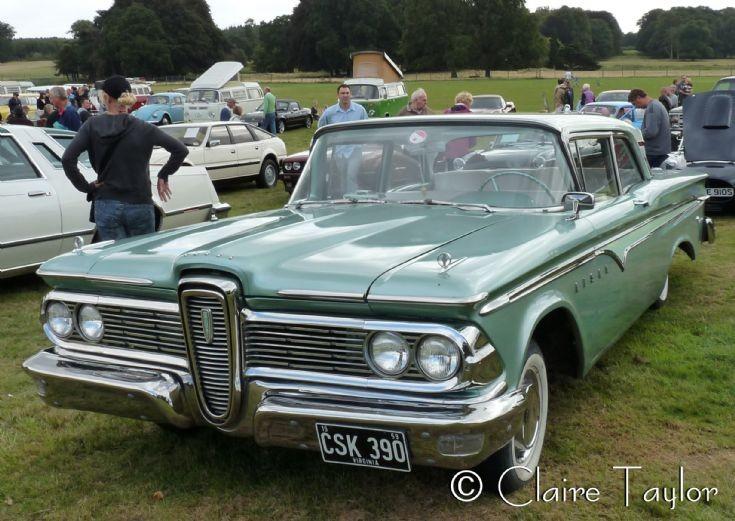1958 Edsel American